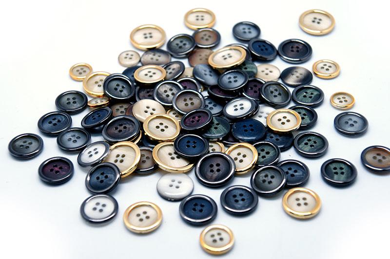 botão polyester 002